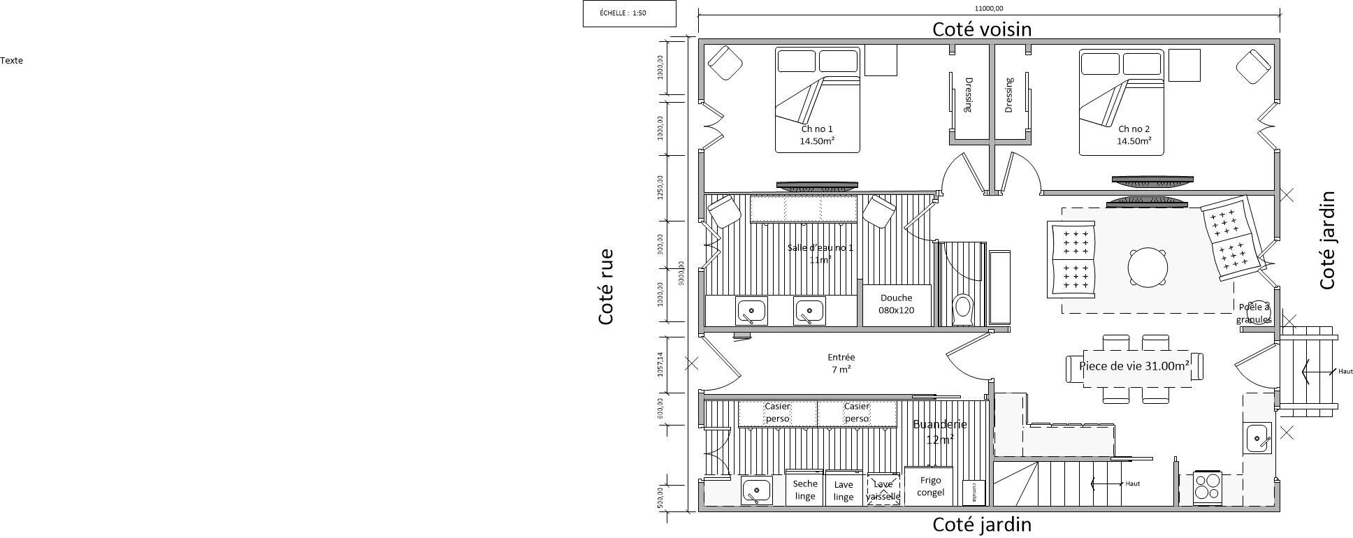 Cuisine-Colocation   & Location Chambre à louer     Loue chambre meublée     Logement