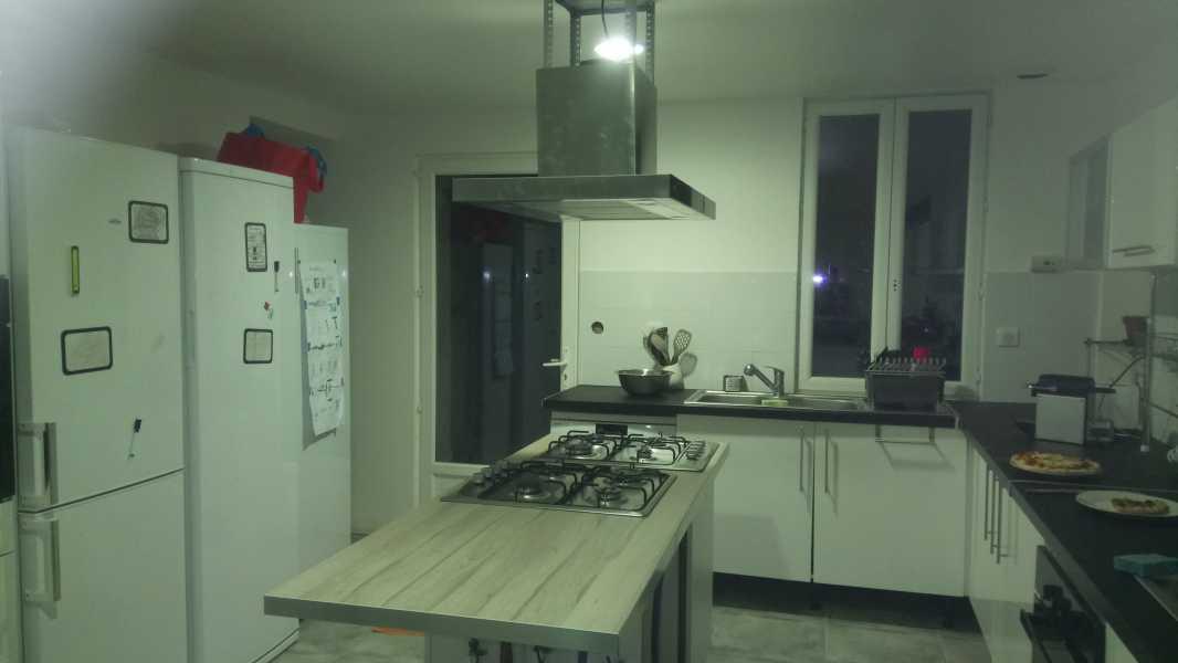 Cuisine-Colocation Toulouse PAPASOLO & Location Chambre à louer Toulouse PAPASOLO | Loue chambre meublée Toulouse PAPASOLO | Logement Toulouse PAPASOLO