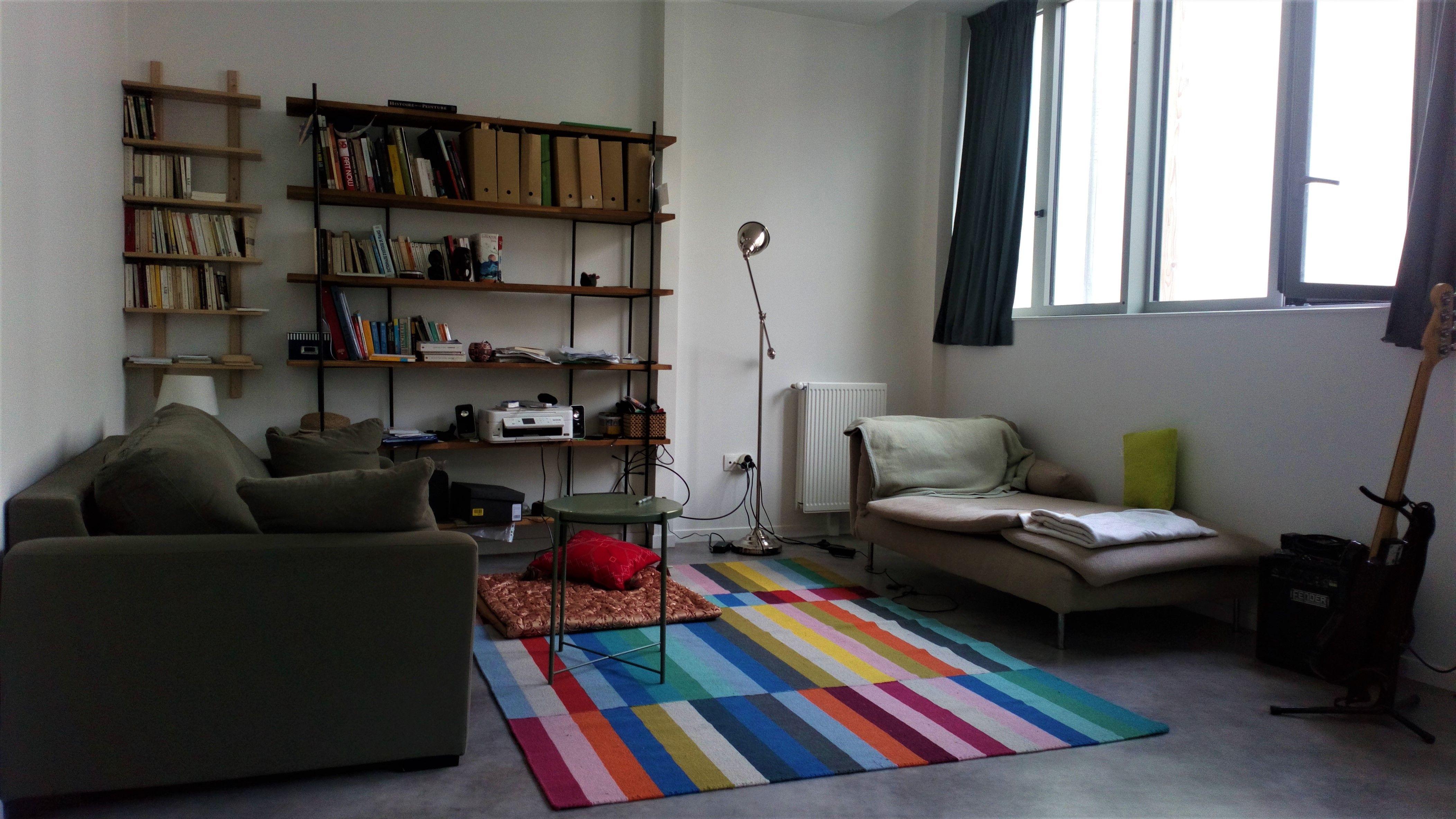 Chambre-à-louer-Paris 18ème arrondissement-KALIKO