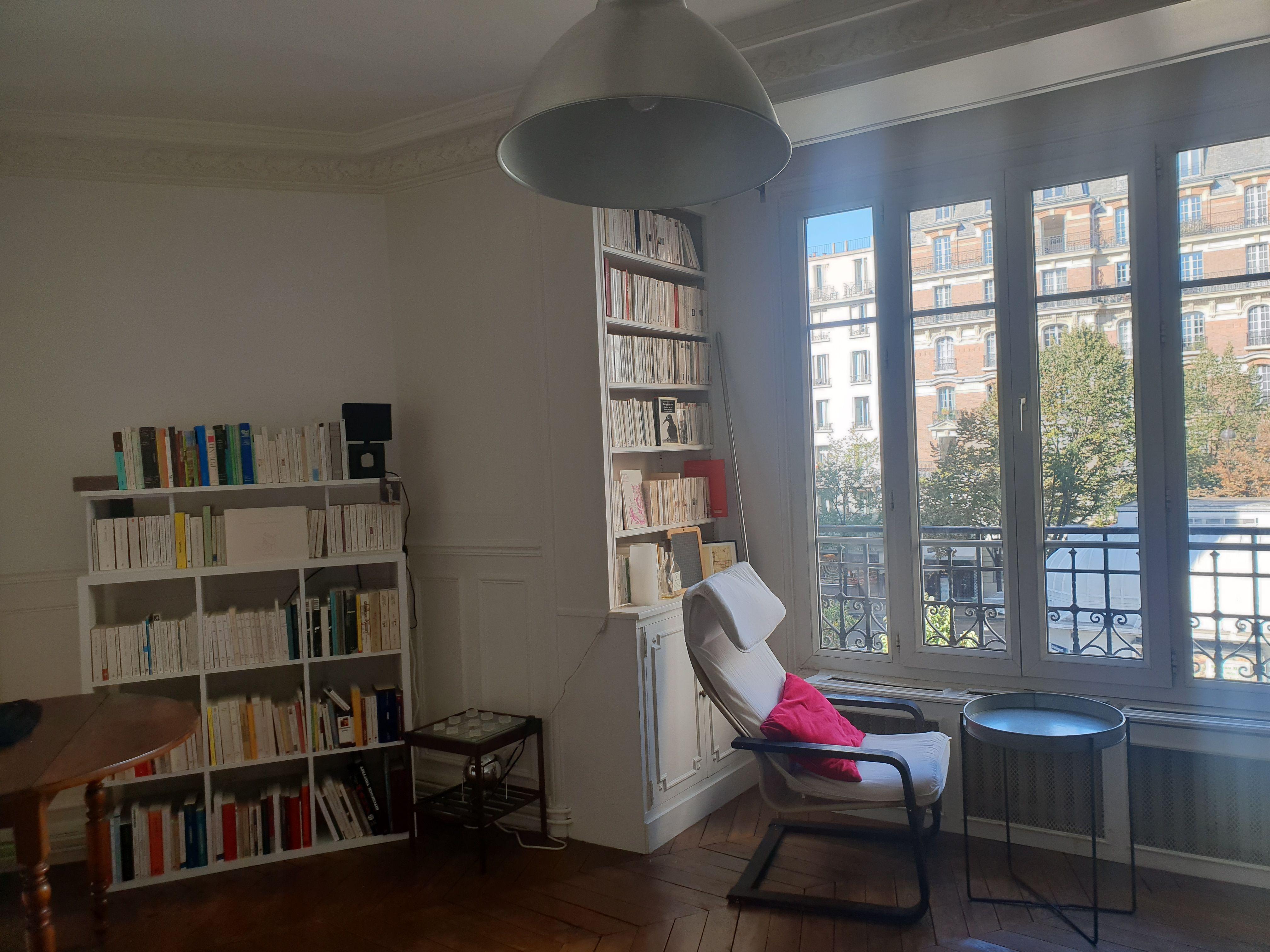 Chambre-à-louer-Paris 20ème arrondissement-Bento