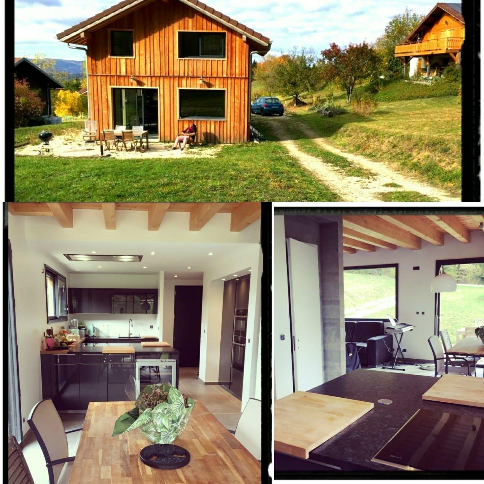 Chambre-à-louer-La Roche-sur-Foron-Montpiton