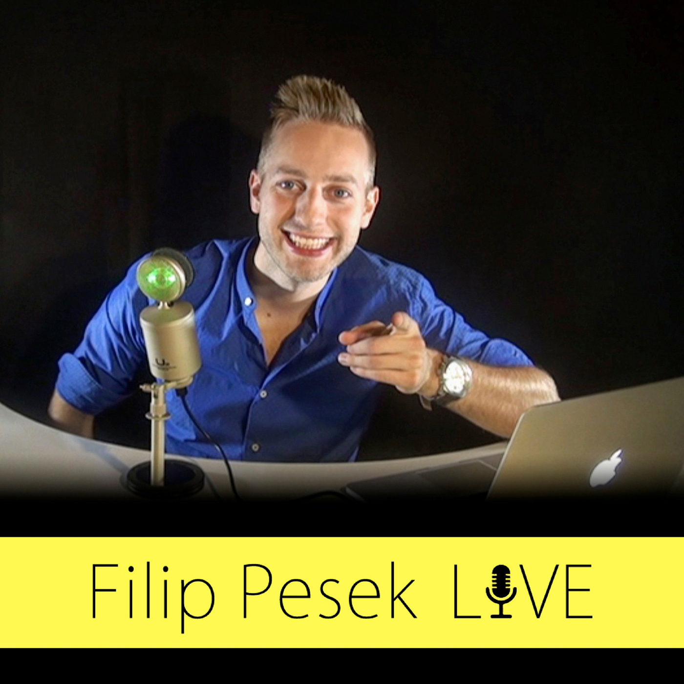 Filip Pesek Live