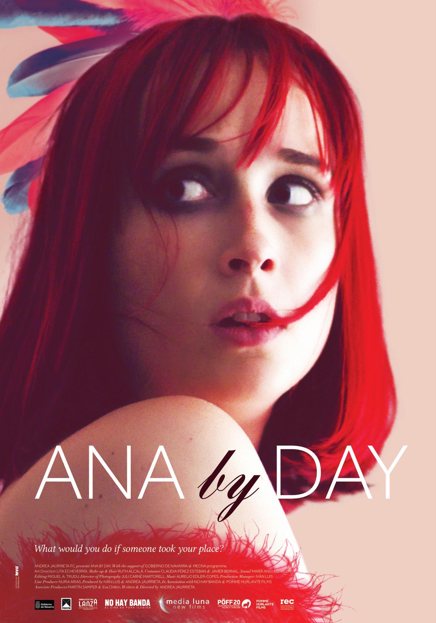 Pomme Hurlante Films - Catalog - Ana by Day - Andrea Jaurrieta