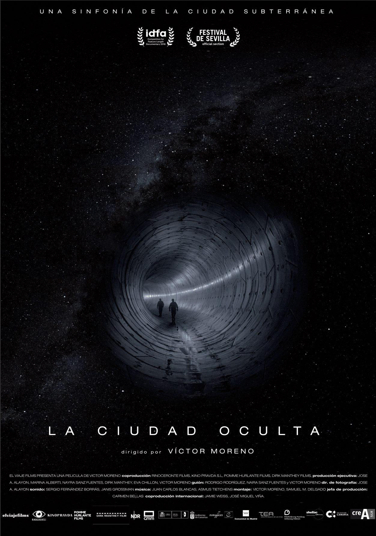Pomme Hurlante Films - Catalog - The Hidden City - Victor Moreno