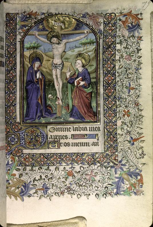 Heures à l'usage de Bayeux