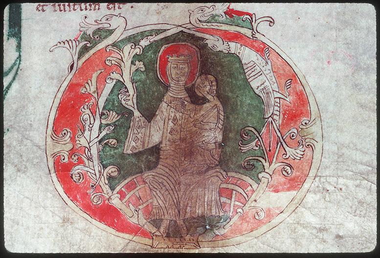 Missel à l'usage de l'abbaye Saint-Ouen de Rouen