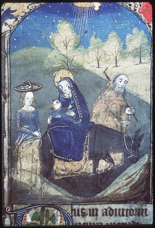 Heures (fragment)