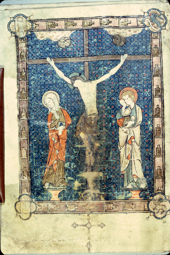 Missel à l'usage de l'abbaye Notre-Dame de Belval
