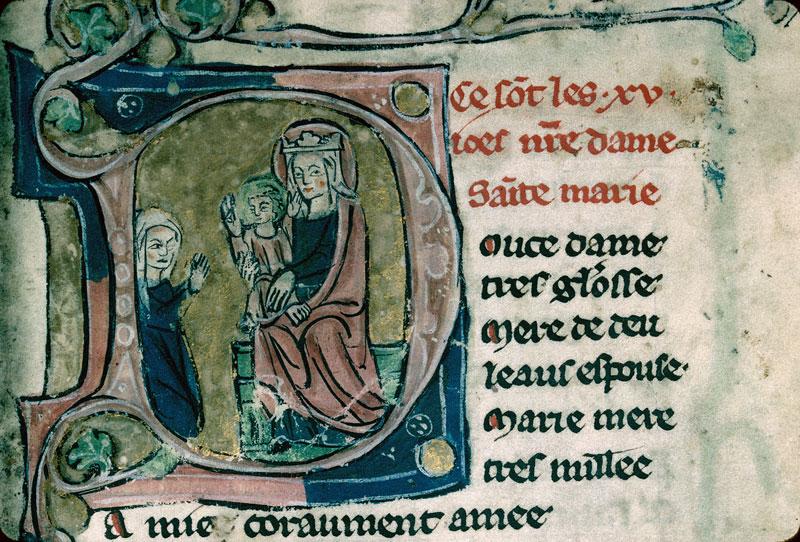 Heures/Vie de sainte Marguerite