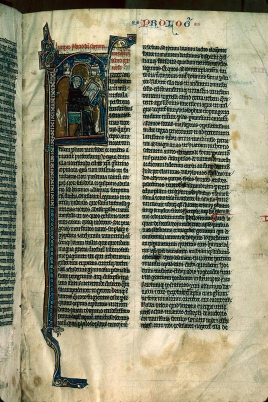 Bible - Saint Jérôme écrivant_0