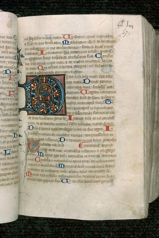 Bréviaire à l'usage de l'abbaye Saint-Faron de Meaux