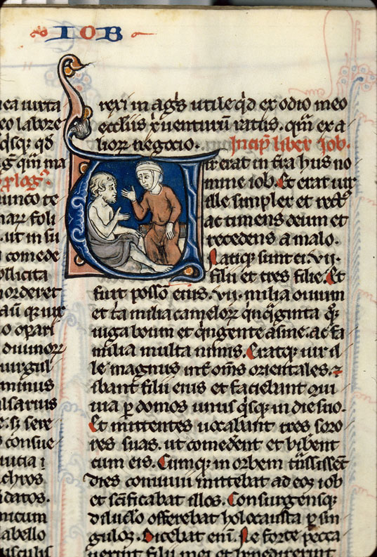 Bible - Job et sa femme_0