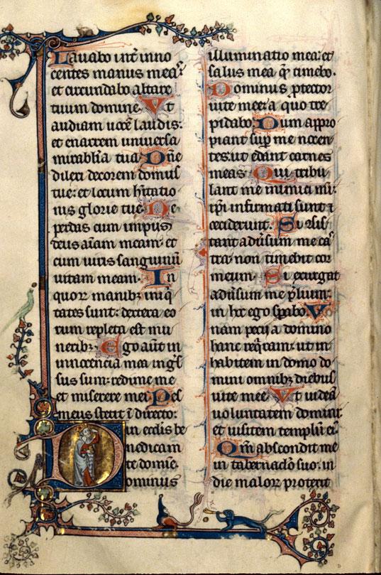 Bréviaire à l'usage de l'abbaye Saint-Bénigne de Dijon