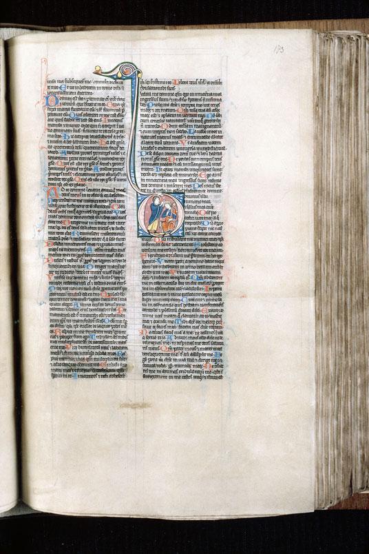 Bible - Couronnement de David par Samuel_0