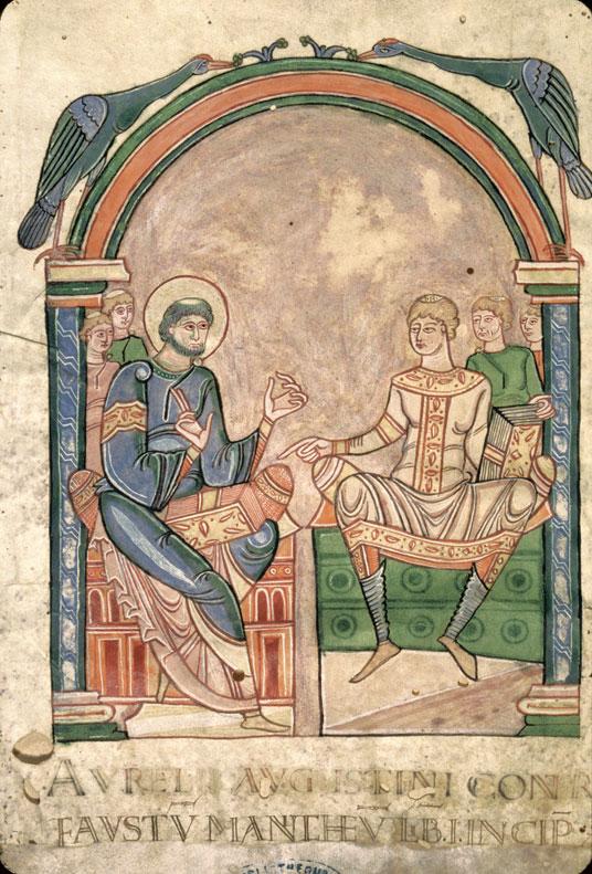 Contra Faustum Manichaeum