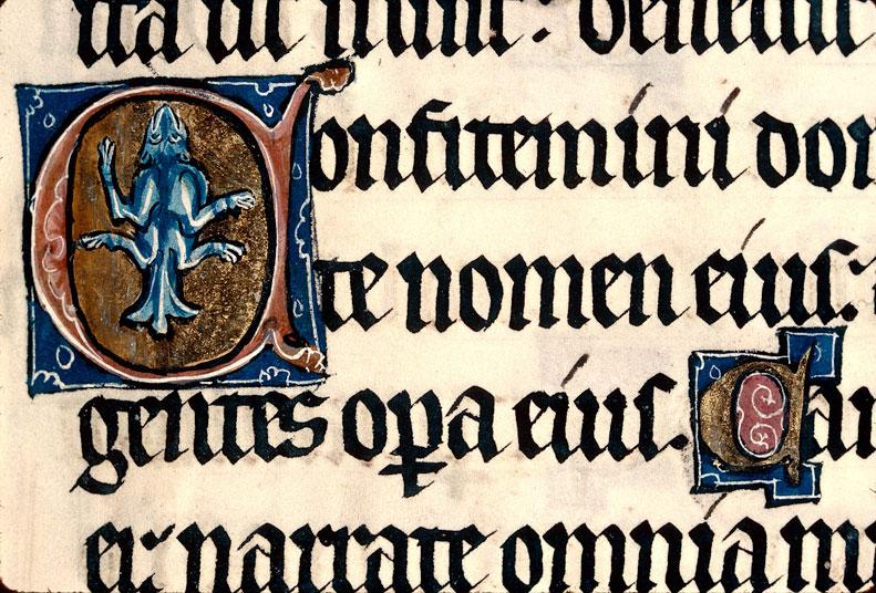 Psautier à l'usage de Limoges