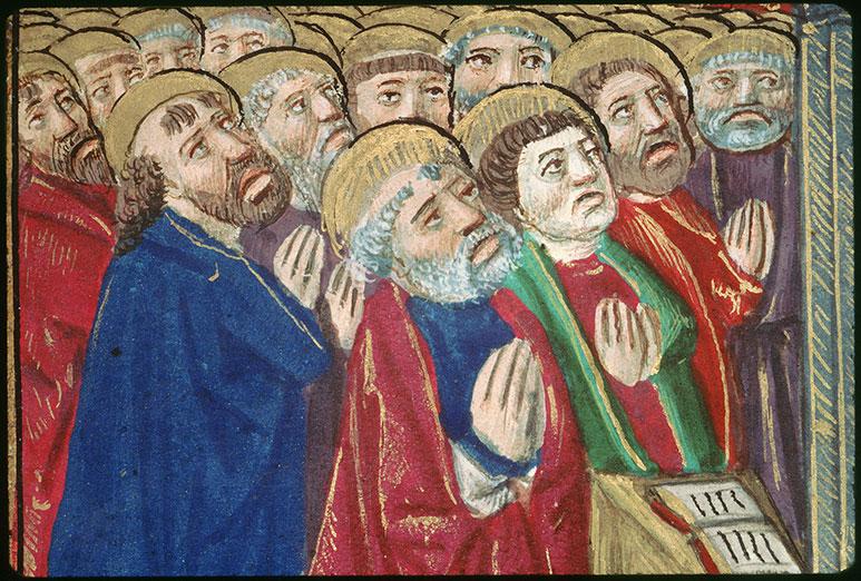 Bréviaire romain à l'usage de Rodez - Saints_0