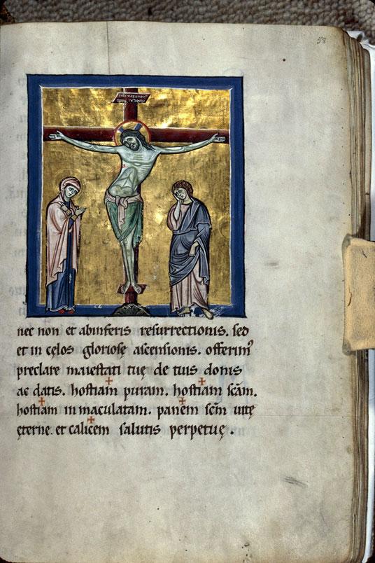 Sacramentaire à l'usage de Clermont
