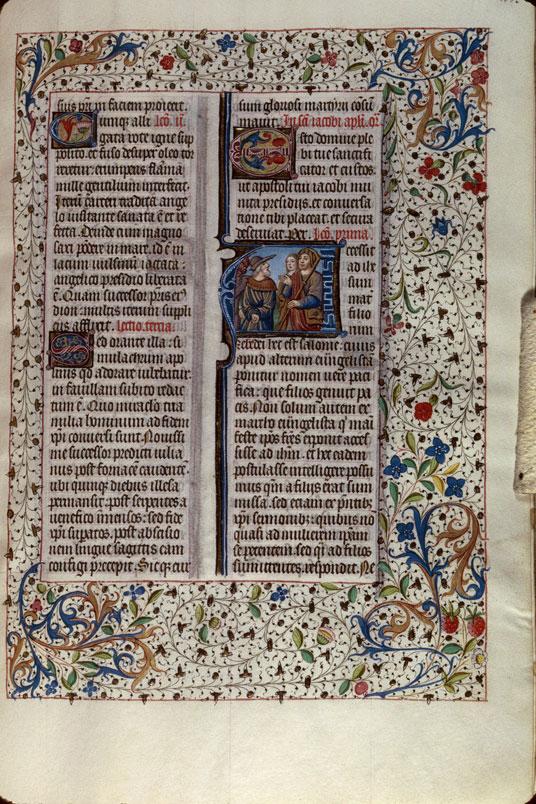 Bréviaire romain - Saint Jacques le Majeur et Hermogène_0