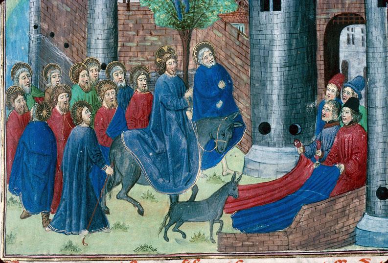 Epîtres et Evangiles pour toute l'année