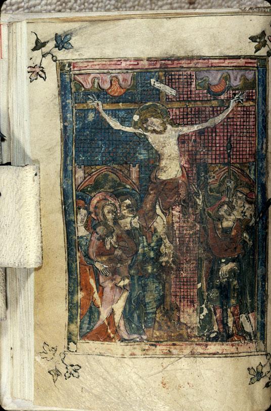 Missel à l'usage de l'abbaye Saint-Allyre de Clermont