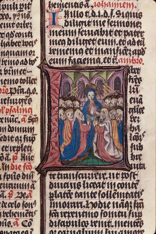 Bréviaire à l'usage de Clermont - Pentecôte_0