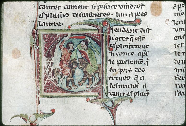 Estoire del saint Graal/Joseph d'Arimathie/Merlin/Suite du Merlin