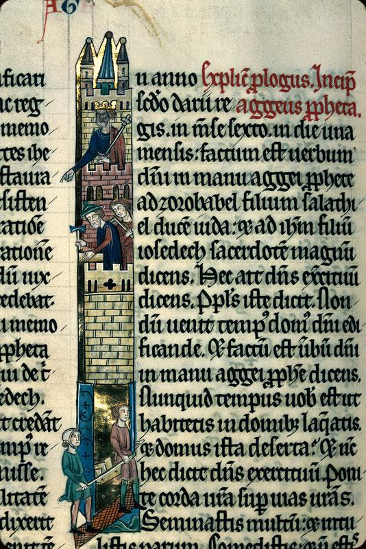 Bible - Darius et la reconstruction du Temple_0