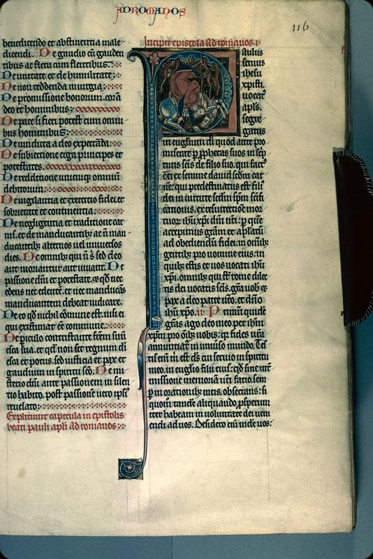 Bible - Conversion de saint Paul_0