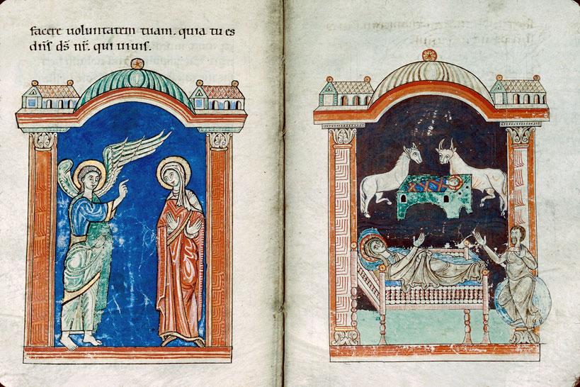 Sacramentaire à l'usage d'Autun - Nativité_0
