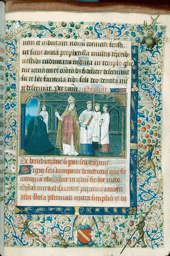 Pontifical romain