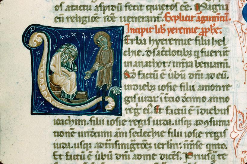 Bible - Lamentations de Jérémie en présence de Baruch_0