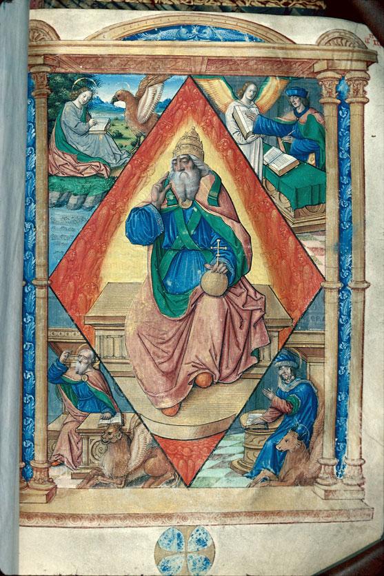 Missel à l'usage d'Auxerre