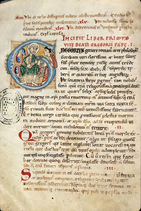 Vita s. Gregorii Magni