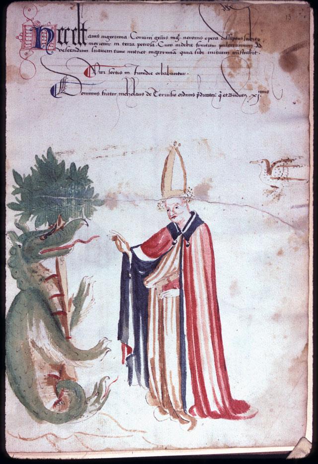 Vaticinia de summis pontificibus
