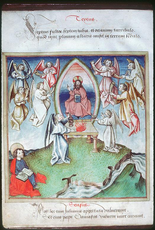 Apocalypsis figurata - Sept anges aux sept trompettes_0