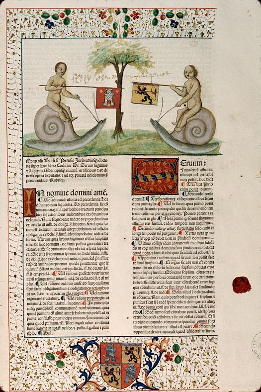 Super quattuor libros Institutionum Justiniani