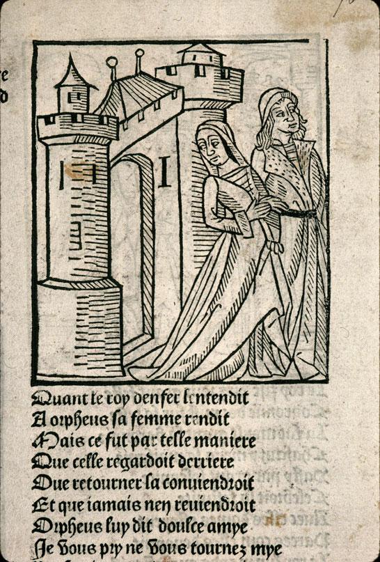 Lamentations - Orphée et Eurydice quittant les Enfers_0