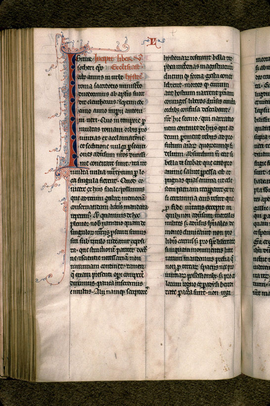 Historia ecclesiastica
