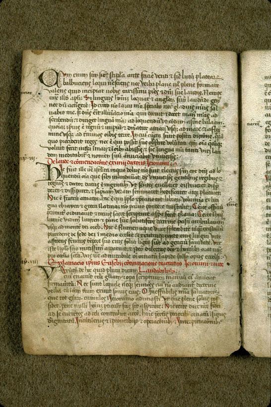 Epistula ad Damasium et Theodosium de morte Hieronymi