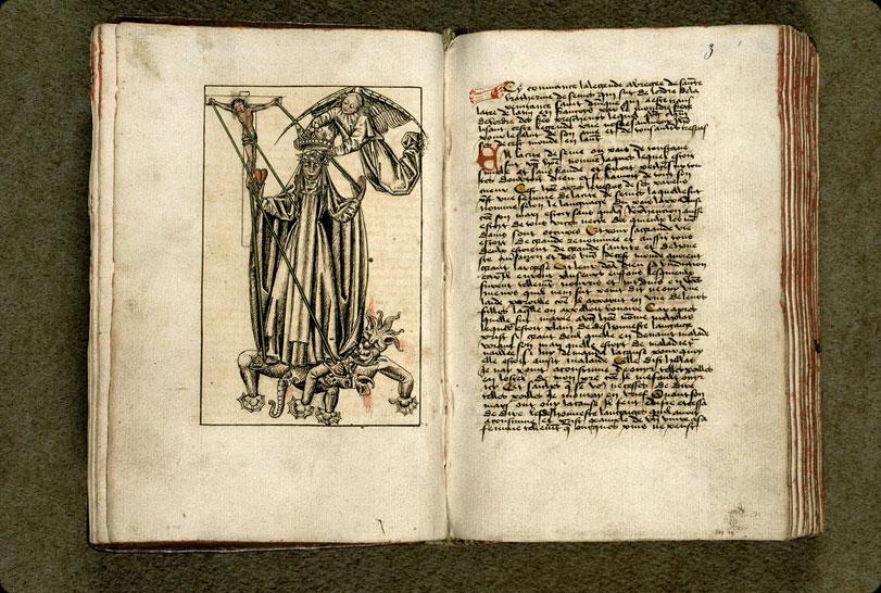 Vie de sainte Catherine de Sienne