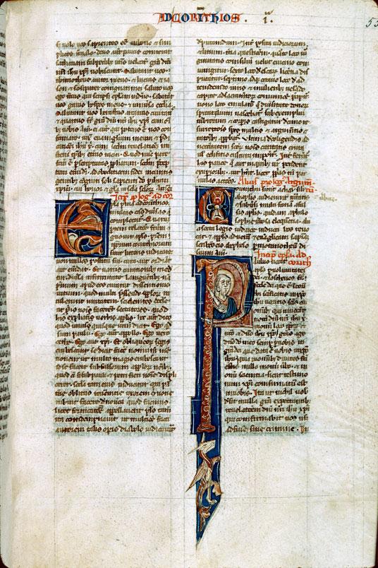 Bible (partie de) - Saint Paul_0