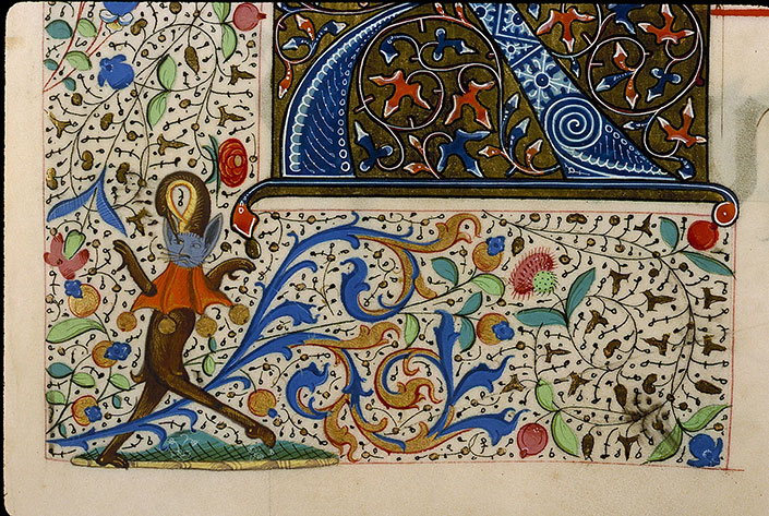 Graduel à l'usage de la cathédrale du Mans