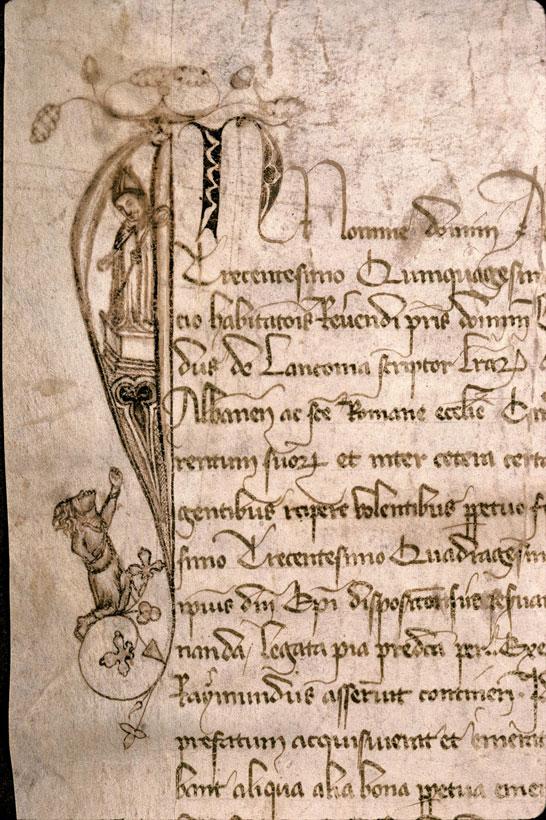 Cartulaire de l'évêché de Carpentras