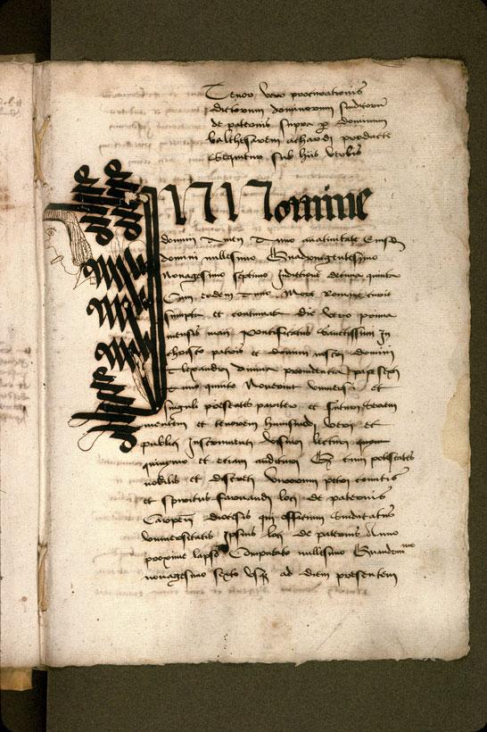 Documents relatifs au prieuré Saint-Barthélemy de Pernes