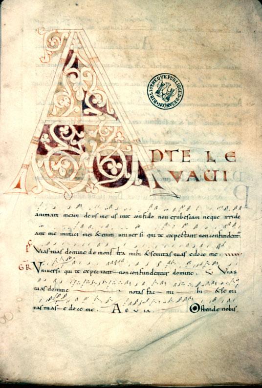 Graduel à l'usage de Besançon
