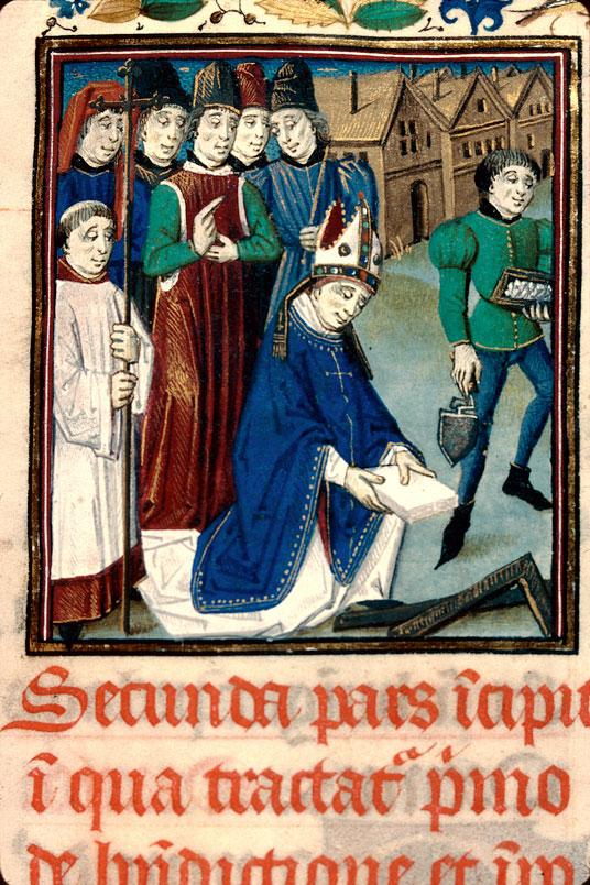 Pontifical à l'usage de Besançon