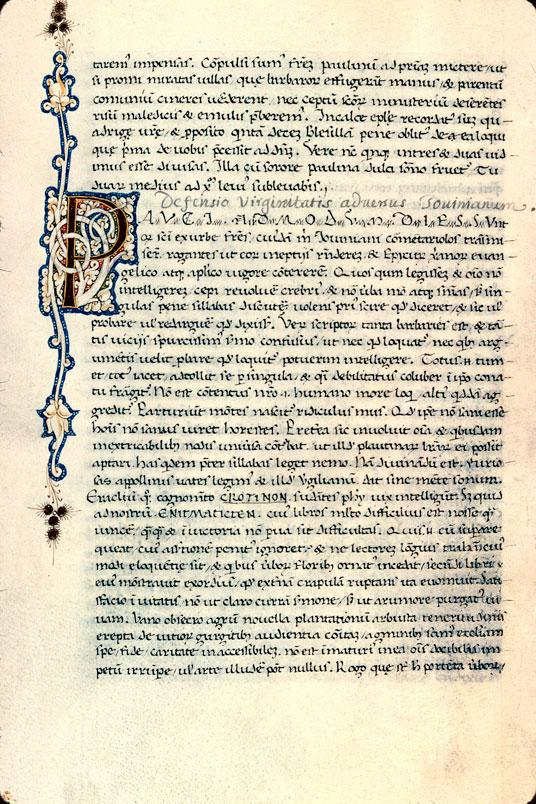 Epistulae/Adversus Jovinianum