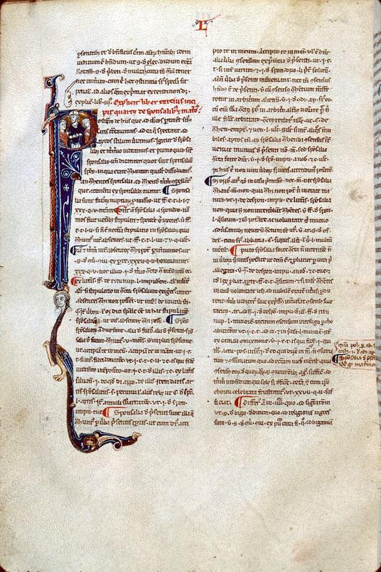 Summa super rubricis Decretalium - Mariage religieux_0