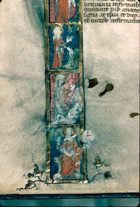 Bible - Création en sept tableaux_0